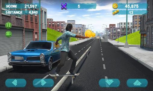 Street skater 3D 2 für Android