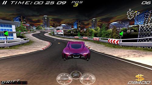 Fast speed race auf Deutsch