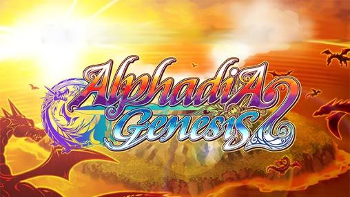 RPG Alphadia genesis 2 screenshot 1