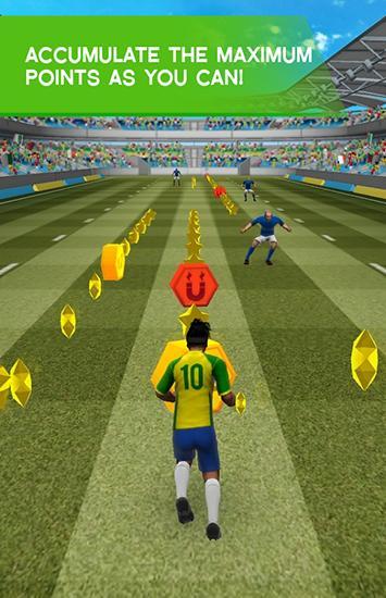 Ronaldinho super dash для Android