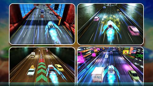 Arcade-Spiele Highway most wanted für das Smartphone