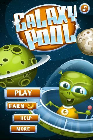 Galaxy Pool icono