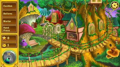 Abenteuer-Spiele Chronicles of Scara: Dragons für das Smartphone