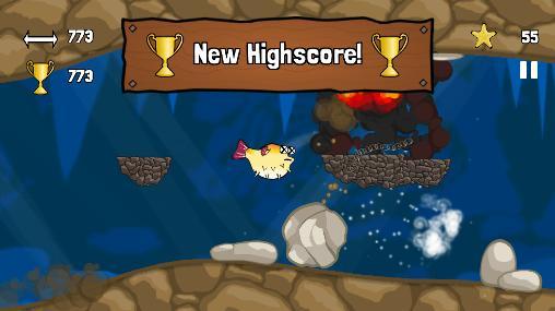Blowy fish screenshot 1