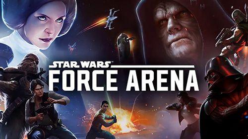logo Star Wars: Macht-Arena