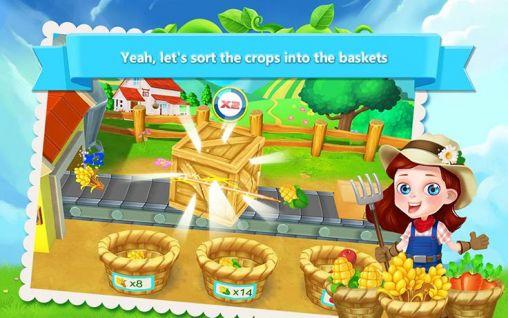 Strategiespiele My little farm für das Smartphone