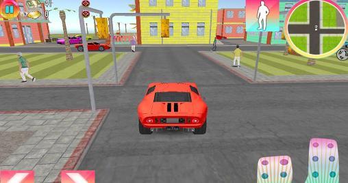 Vendetta Miami: Crime simulator pour Android