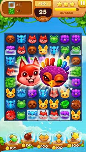 Pets legend for Android
