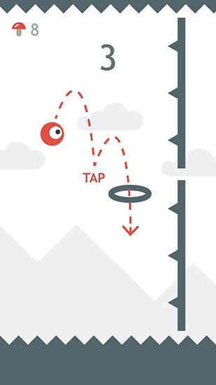 Arcade-Spiele Hop hop hop für das Smartphone