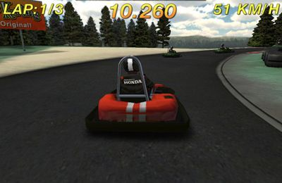 de sport : télécharger Le Karting sur iPhone