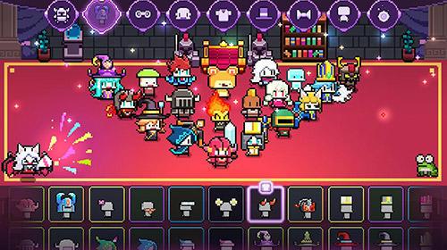 Arcade My heroes: Dungeon adventure für das Smartphone