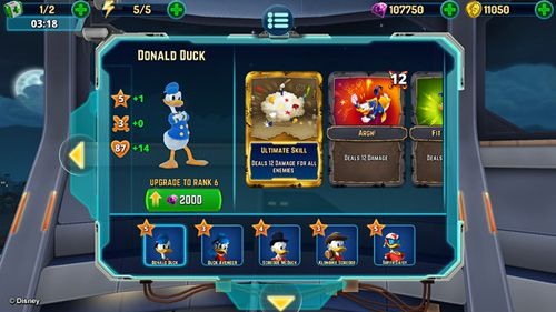 The duckforce rises for iPhone for free