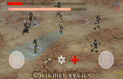Krieg der Goblins auf Deutsch