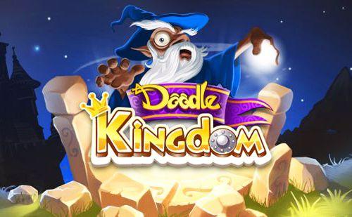 Doodle kingdom HD captura de tela 1