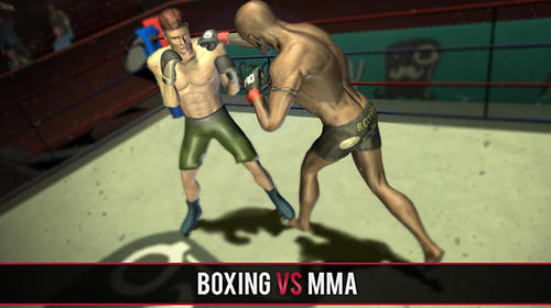 Boxing vs MMA Fighter screenshot 1