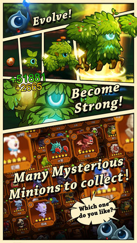 Minimon: Adventure of minions screenshot 4