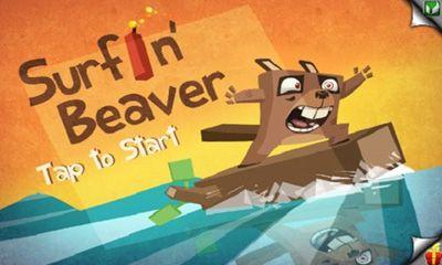 Surfing Beaver icono