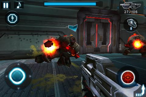 N.O.V.A. Near orbit vanguard alliance for Android