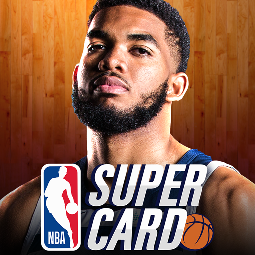 NBA SuperCard - Basketball & Card Battle Game icon