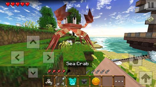Medieval craft 3 captura de tela 1