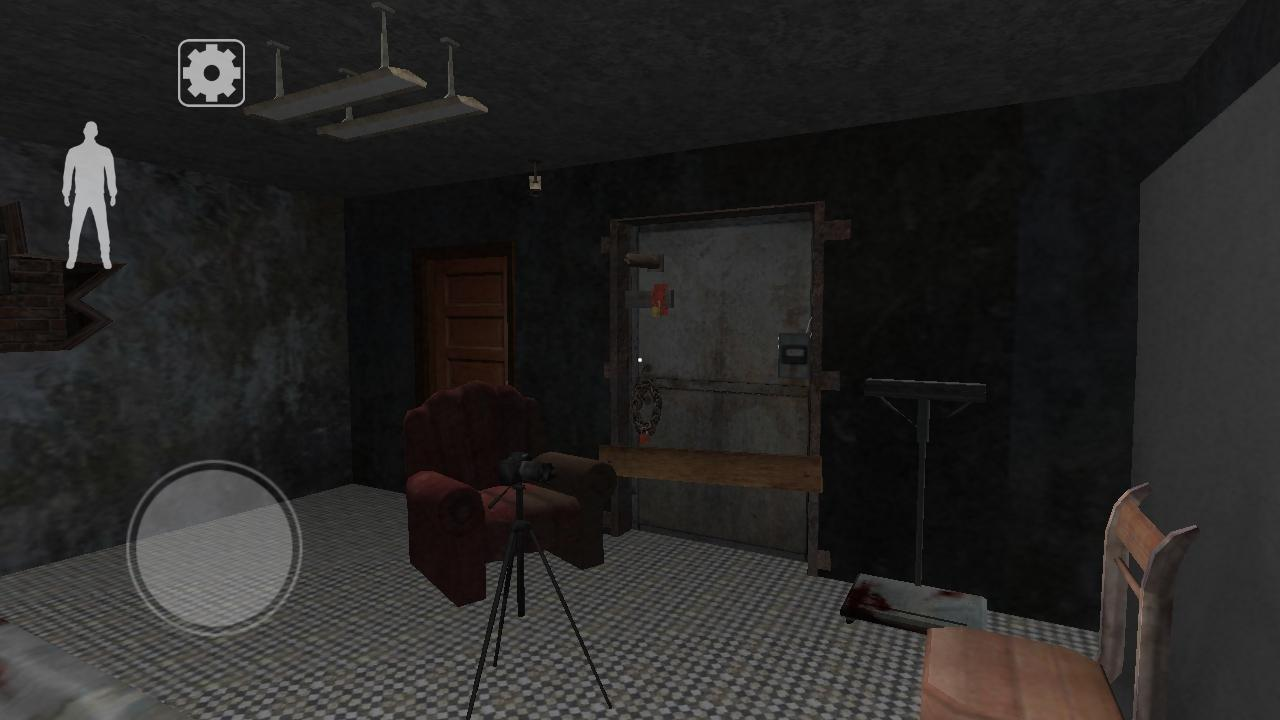 Butcher's Madness: Scary Horror Escape Room Game screenshot 1