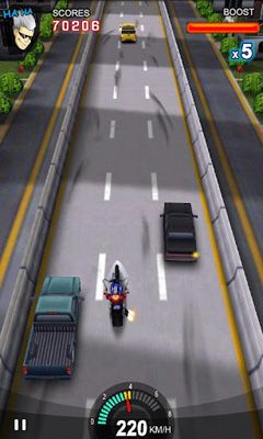 Racing Moto für Android