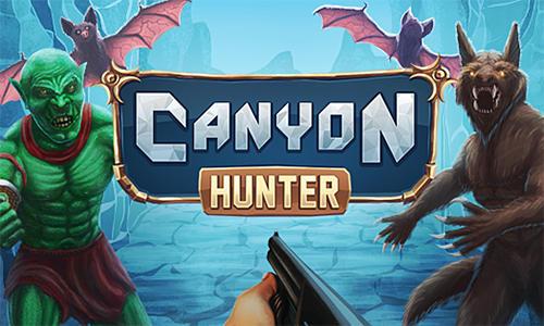 Canyon hunter: Run and shoot Symbol