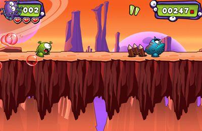 Скріншот MR – Monster Runner на iPhone