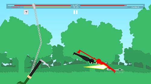 Ninja masters скриншот 1