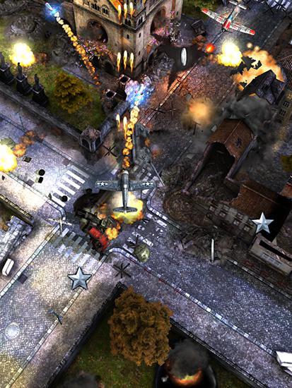 d'arcade Air attack 2 pour smartphone