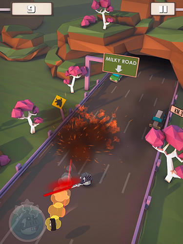 Milky road: Save the cow for Android