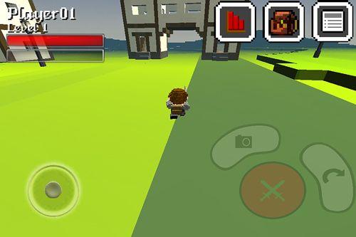 Action: Lade Cubeventure auf dein Handy herunter