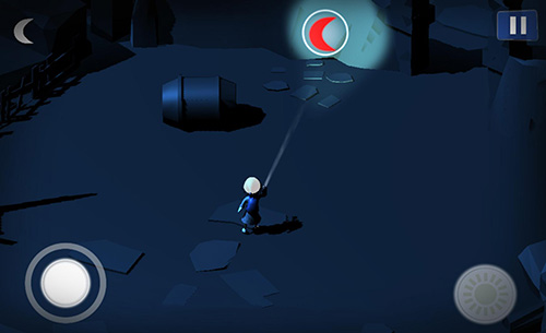 Little lights: Free 3D adventure puzzle game скриншот 1