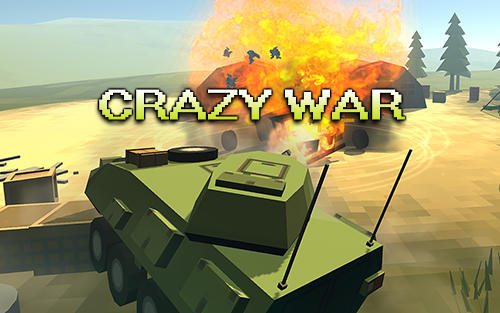 Crazy war скриншот 1
