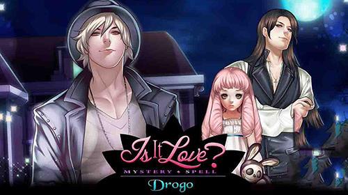 Is it love? Mystery spell: Drogo. Vampire screenshot 1