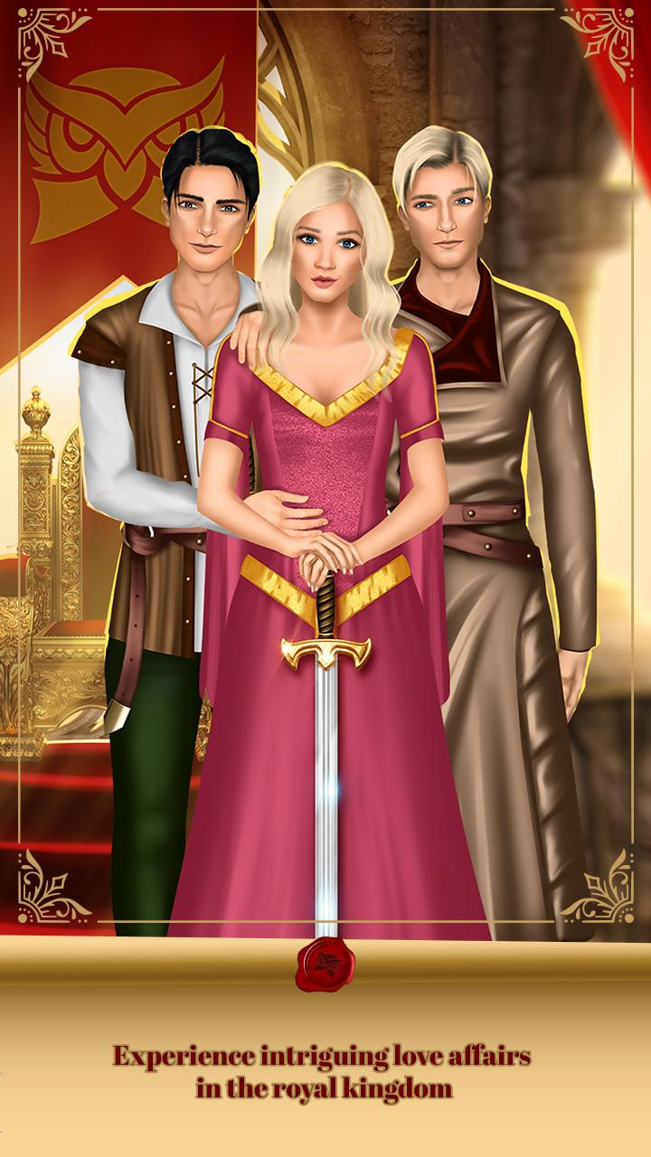 Love Story Games: Royal Affair for Android