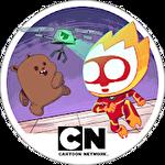 Cartoon network: Party dash Symbol