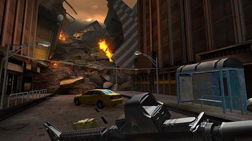 Screenshot Godzilla: Strike Zone auf dem iPhone