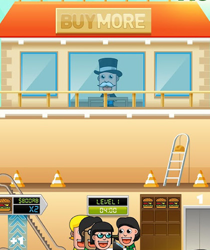 Buy more: Idle shopping mall manager für Android