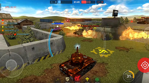 Tanki online for Android