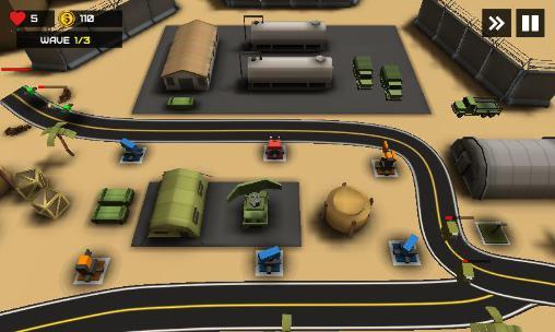 Tower defense heroes Screenshot
