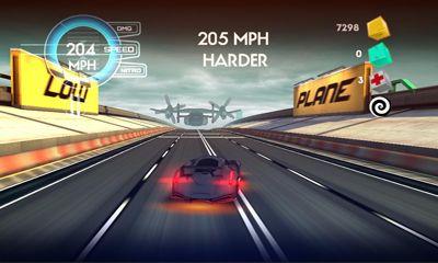 Fast Outlaw. Asphalt Surfers captura de pantalla 1