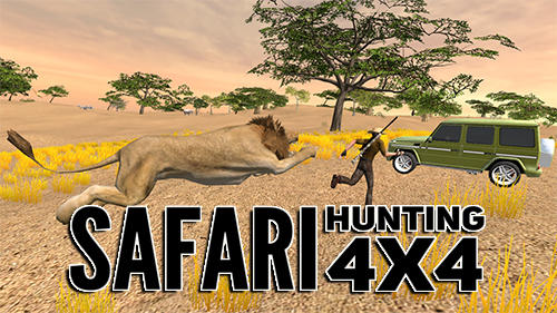 Safari hunting 4x4 captura de pantalla 1