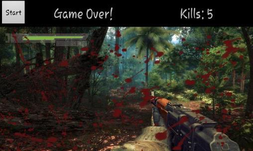 Sniper-Spiele SWAT sniper 3d: Shooter target auf Deutsch