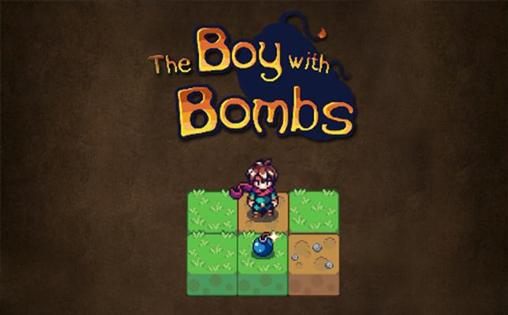 The boy with bombs icône