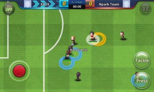 Football strike capture d'écran 1