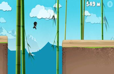 Corra Ninja corra para iPhone