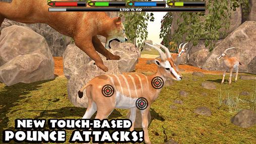 Ultimate lion simulator para Android