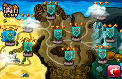 Скріншот Battleground на iPhone