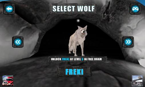 Wolf simulator extreme pour Android
